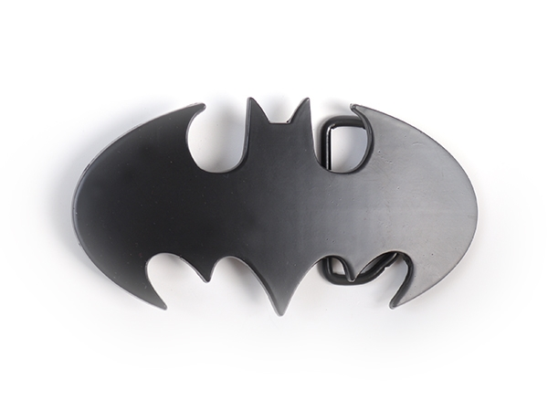 Batman 1989 Black Belt Buckle