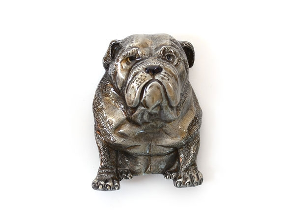 Bulldog Belt Buckle