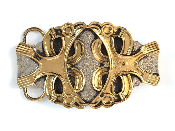 Celtic Interlock Belt Buckle
