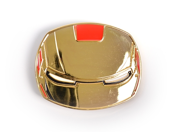 Iron Man Belt Buckle