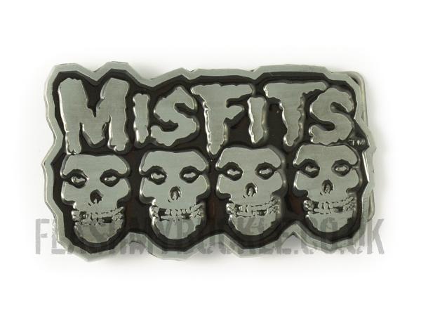 Misfits Belt Buckle