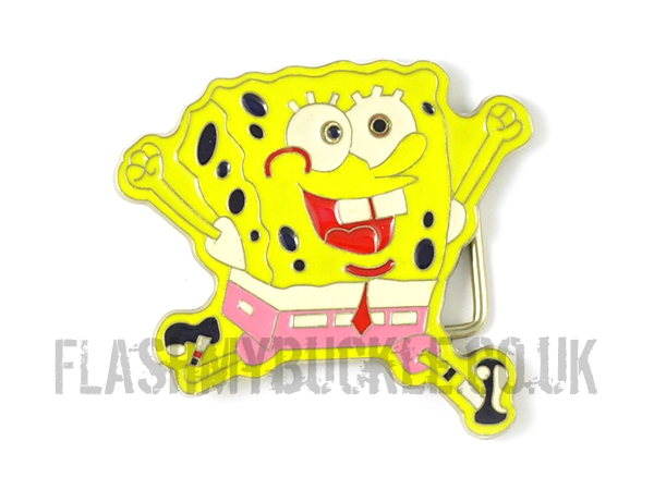 Spongebob Square Pants Belt Buckle