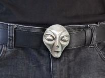 Alien Belt Buckle