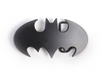 Batman 1989 Black Belt Buckle