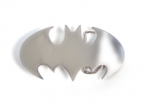 Batman 1989 Chrome Belt Buckle