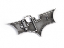 Batman Begins Chrome Belt Buckle