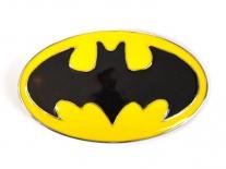 Batman Yellow & Black Shield Belt Buckle