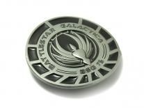 Battlestar Galactica Belt Buckle