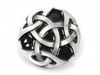 Celtic (Black) Belt Buckle