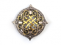 Celtic Intertwine Belt Buckle