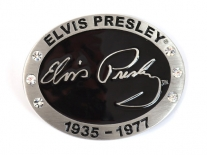 Elvis Presley Belt Buckle