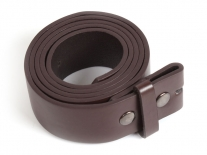 Faux Leather Belt Belt Buckle
