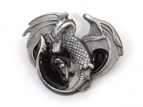 Flying Dragon Belt Buckle