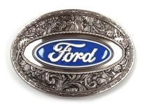 Ford (Oval) Belt Buckle