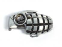Grenade Belt Buckle