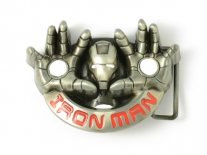 Iron Man Flight Belt Buckle