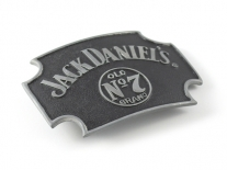 Jack Daniels No 7 Belt Buckle