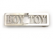 Madonna Boy Toy Diamonte Belt Buckle