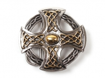 Northumberland Cross Belt Buckle