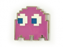 Pac Man Ghost (Pinky) Belt Buckle