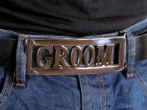 Personalised Belt Buckle