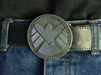 S.H.I.E.L.D Belt Buckle