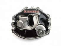 Scooter Belt Buckle