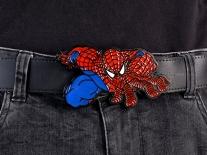 Spiderman Belt Buckle