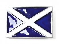 Scotland Flag Belt Buckle