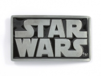Star Wars Silver Belt Buckle