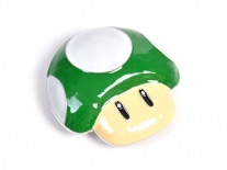 Super Mario 1UP Mushroom Belt Buckle