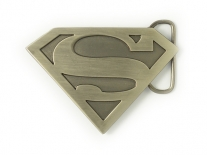 Superman (Bronze) Belt Buckle