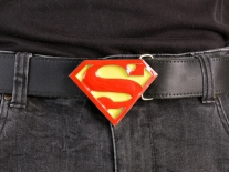 Superman Classic Belt Buckle