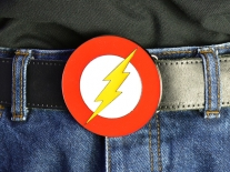 The Flash Belt Buckle