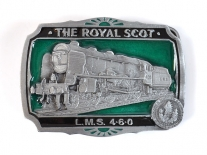 The Royal Scot Belt Buckle