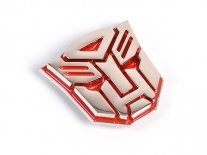 Transformers Autobots Logo Belt Buckle