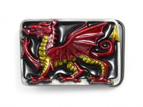 Welsh Dragon Belt Buckle