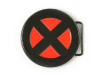 X-Men Logo (Red) Belt Buckle